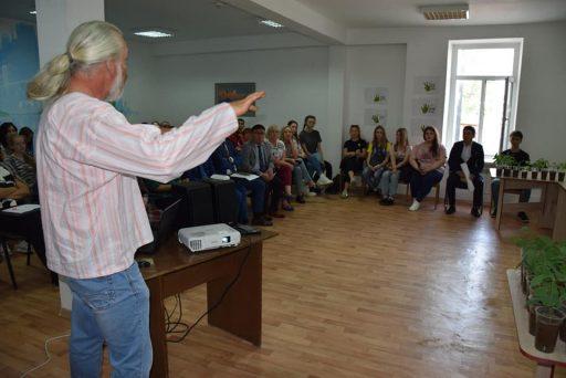 День открытых дверей экологических НПО Павлодарской области